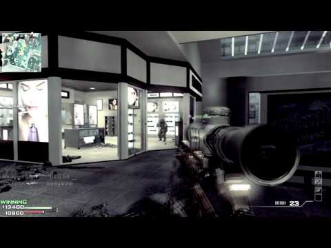 MW3 Saturday Quickscope Match on dedicated server (By Wervie)