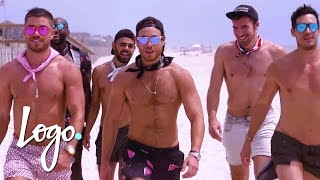 Fire Island | 'Six Men, One House' Official Trailer | Series Premiere April 27th at 8/7c!