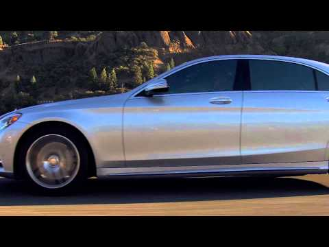 Emily Reviews the 2014 Mercedes-Benz S550