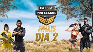 Free Fire Pro League - Finais - Dia 2