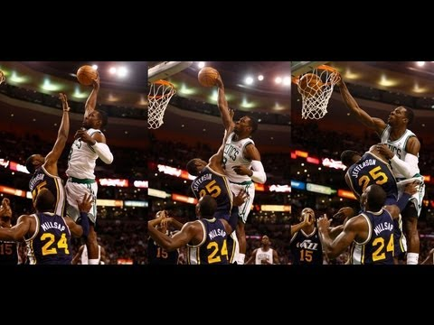 Boston Celtics - Top 10 Plays 2012-2013