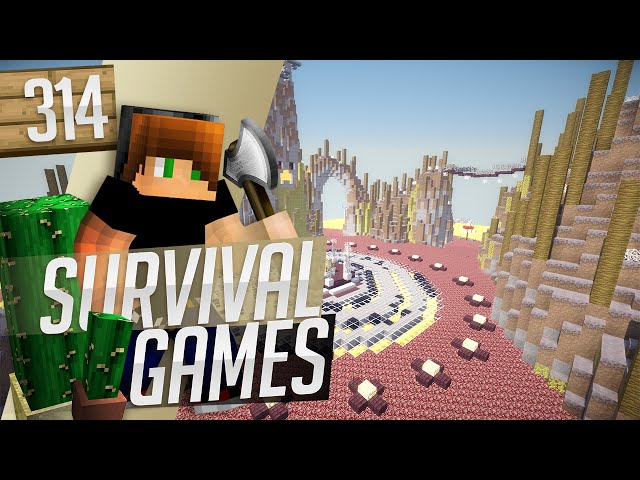 Minecraft: Survival Games: Ep. 314 - The Purge