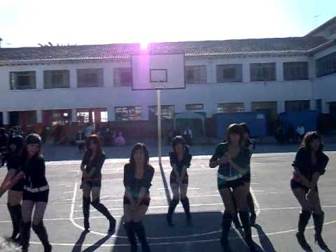 [120211] Girls Breaking - Hoot (Cover SNSD)
