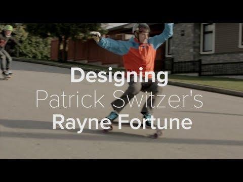 Designing Patrick Switzer's Rayne Fortune
