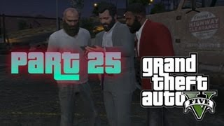 GTA 5 (HD) Walkthrough Part 25 - Blitz Play
