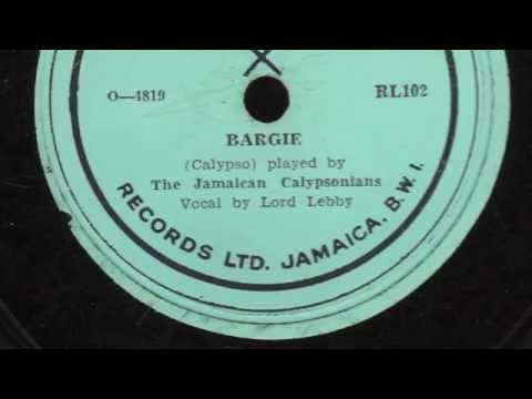 The Jamaican Calypsonians With Lord Flea - Calypsos From Jamaica