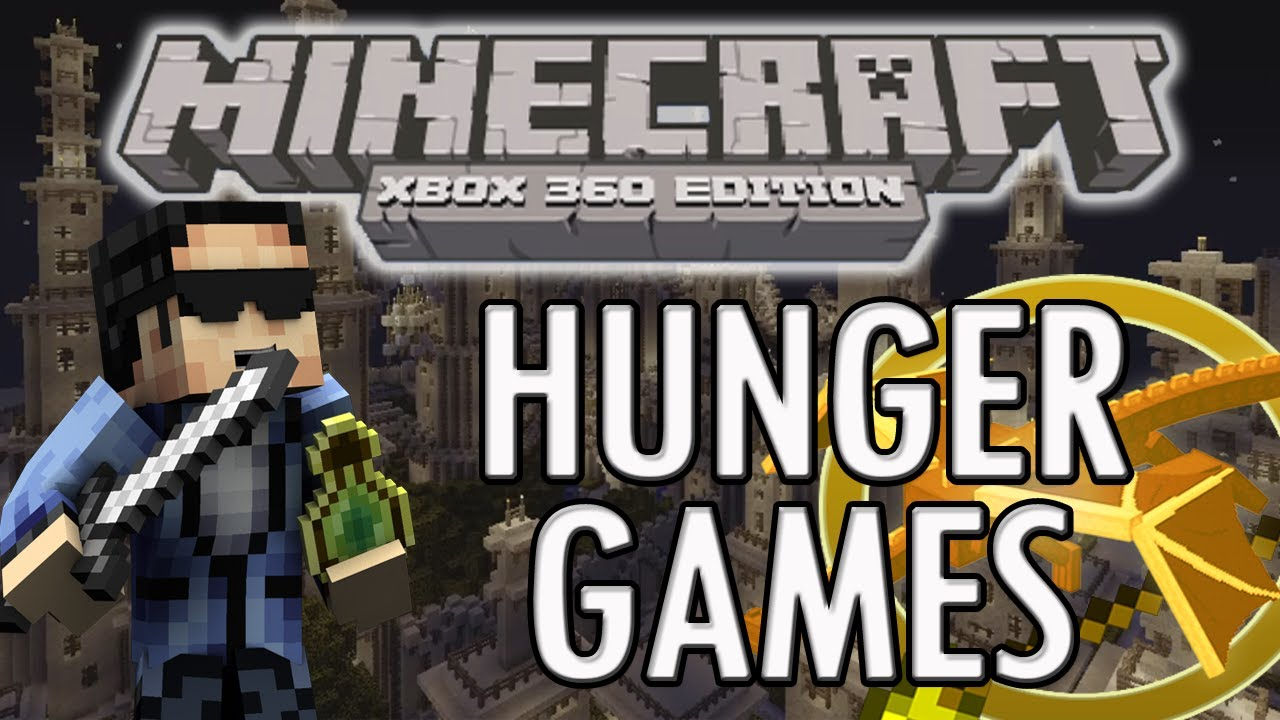 Xbox 360 Hunger Games : Minecraft xbox quot persian hunger games w subscribers
