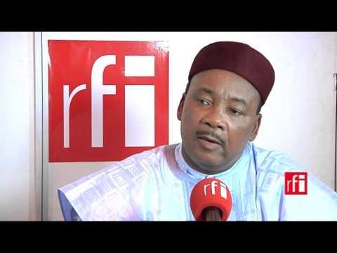 RFI-Mahamadou Issoufou :