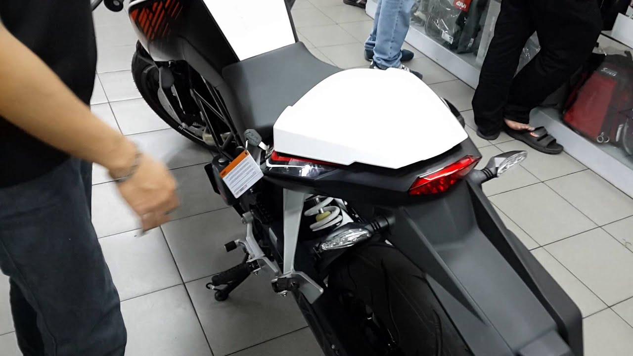 SINGLE SEAT COVER FOR KTM DUKE 200
