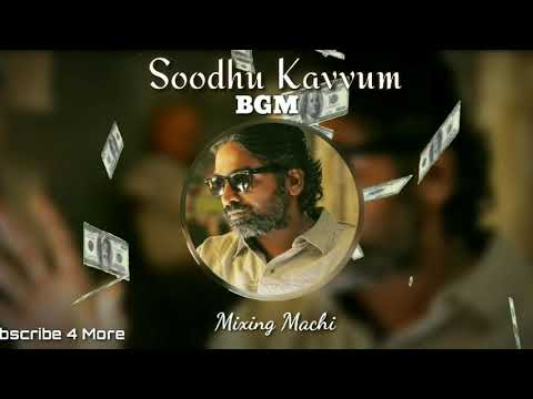 Soodhu Kavvum BGM |Vijay Sethupathi | WhatsApp status in Tamil