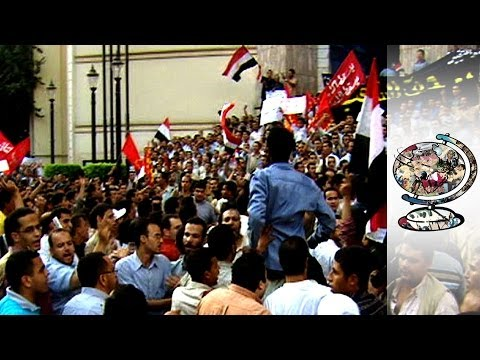 Egypt's Courts Dissolve Muslim Brotherhood