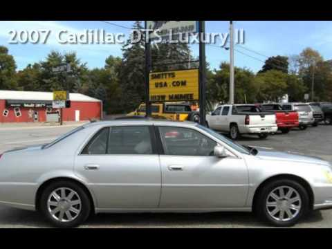 2007 Cadillac DTS Luxury II for sale in Angola, IN