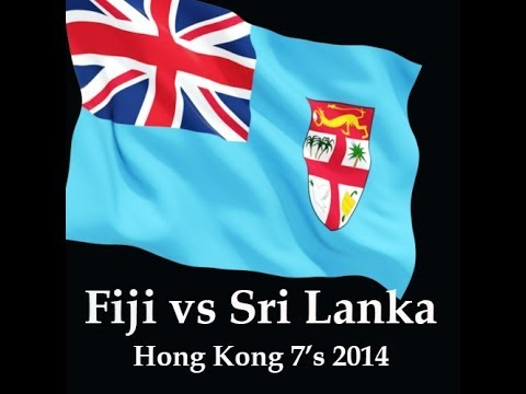 Fiji Vs Sri Lanka Hong Kong 7's 2014 video