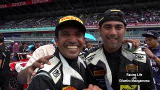 Racing Life with Dilantha Malagamuwa Episode 08 Thailand