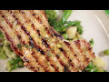 Healthy Pork Escalope with Super Greens | Jamie Oliver | #10HealthyMeals