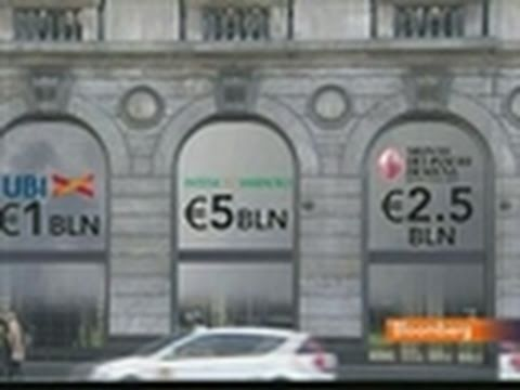 Italian Banks Boost Capital Ahead of EU Stress Tests