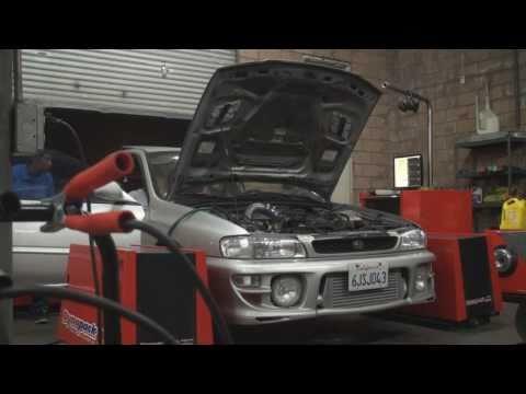 Dyno Day: 2000 Impreza 2.5rs w/ EJ25 Hybrid WRX Swap