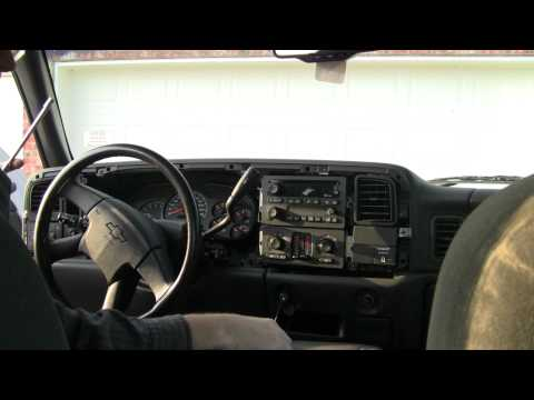 Instrument Cluster Replacement - 2003 Chevy - 1080p
