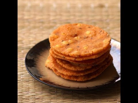 How to Make Chekkalu Recipe - Traditional Andhra Rice Flour Snack Recipe