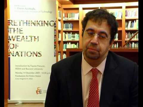 Daron Acemoglu - Rethinking the Wealth of Nations - 01