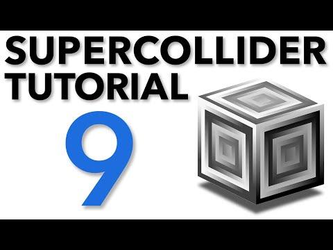 SuperCollider Tutorial: 9. MIDI