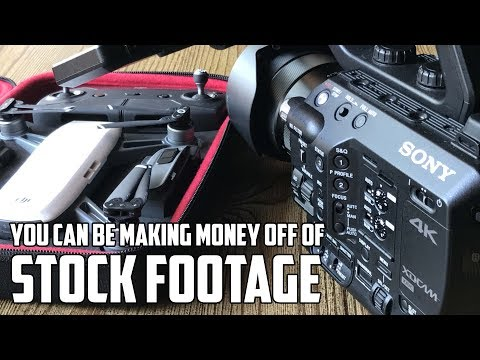 The #1 reason why people FAIL at SELLING STOCK FOOTAGE