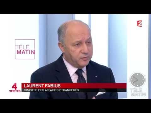 Les 4 vérités - Laurent Fabius