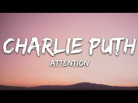 Download Charlie Puth - Attention s Mp4 baru