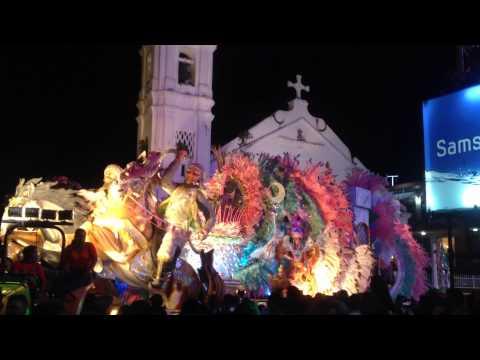 Lunes de Carnaval 2014 Daris Nicole Sanchez Brandao