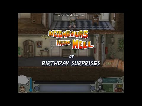 Neighbours from Hell 100% S1 E3 Birthday Surprises