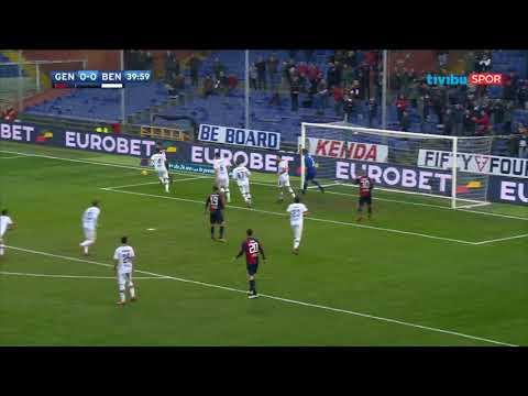 Serie A 18. Hafta | Genoa 1-0 Benevento Maç Özeti