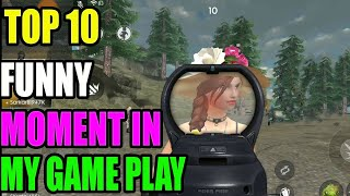 Top 10 funny moment in free fire|| Free fire tricks and tips tamill || Run gaming