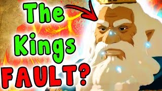 We Were WRONG About Calamity Ganon ALL ALONG‭ ‬-‭ ‬Zelda Breath Of The Wild Sequel‭ Theory