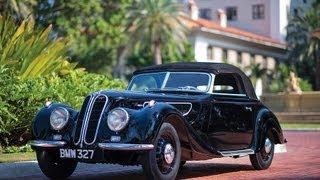 1941 BMW 327 Sport Cabriolet