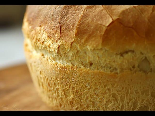 Как в домашних условиях испечь хлеб