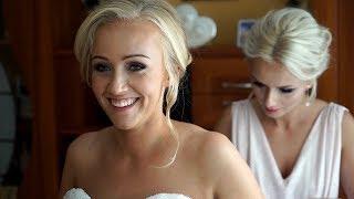 Zwariowany clip ślubny - SZOK, nie uwierzycie co spadło na młodych w 2 min.-uwaga reklama