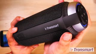 Best Bluetooth Speaker in the World - Tronsmart Element T6