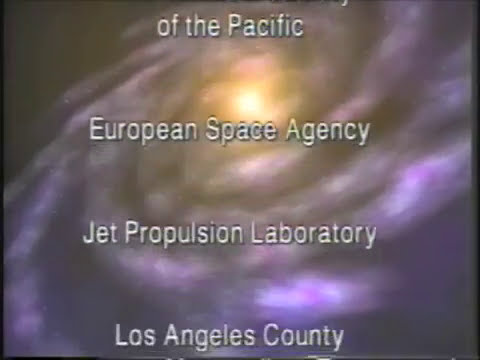 1993 Coast Telecourses Universe - The Infinite Frontier Stellar Properties Opening 109