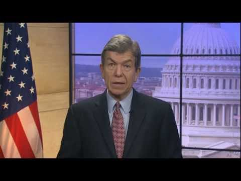 12/29/12 - Sen. Roy Blunt (R-MO) Delivers Weekly GOP Address On Avoiding The Fiscal Cliff