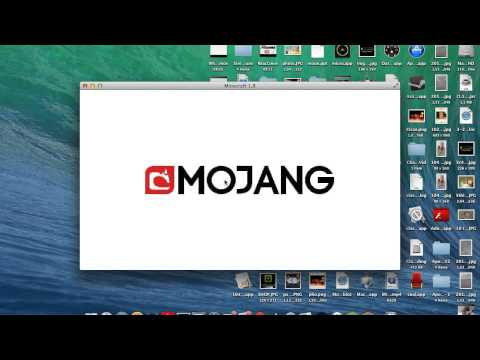 Minecraft - How To Install X-Ray Mod 1.8 (Mac)
