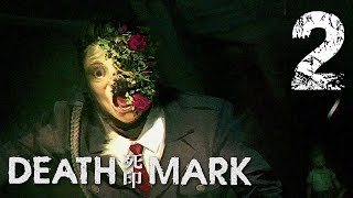 DEATH MARK - Roses are Red, You Are D**d (Chapter 1) Manly Let's Play [ 2 ]