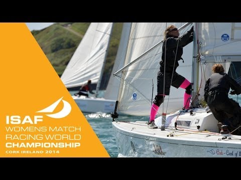 2014 ISAF Women's Match Race Worlds - Day 1 Highlights