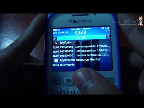Aplicación para ahorrar batería en Blackberry