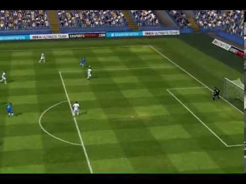 FIFA 14 iPhone/iPad - CHELSEA vs. Deportes Tolima