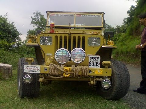 Willys Jeep Punjab. punjabi jeep willys jatt di
