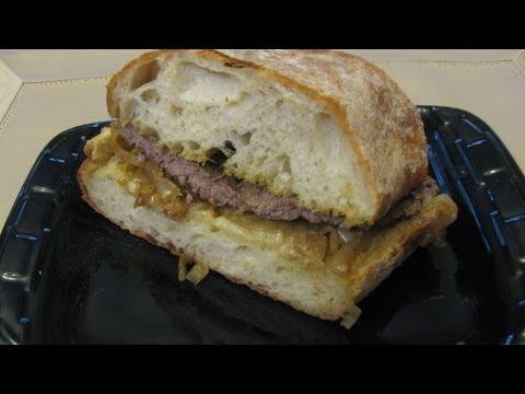 Steak and Onion Sandwiches -- Lynn Recipes
