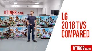 All LG 2018 4k TVs Compared - RTINGS.com
