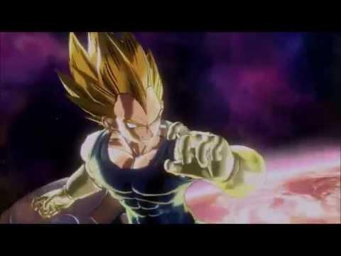 Dragon Ball z Vegeta Final Flash Dragon Ball Xenoverse Final