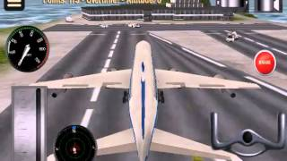 ANDROID GAMES FLIGHT SIMULATOR BEST PILOT PART 1