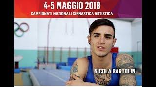 Nicola Bartolini - Campionati Serie A e B GAM/GAF 2018